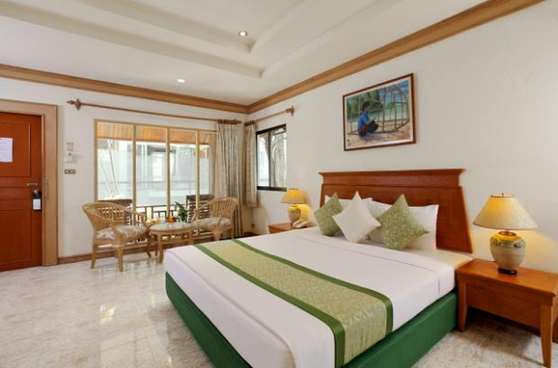 Sand Sea Resort Accommodation